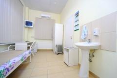 Двухместная палата в медицинском центре Алкоклиник - фото№1