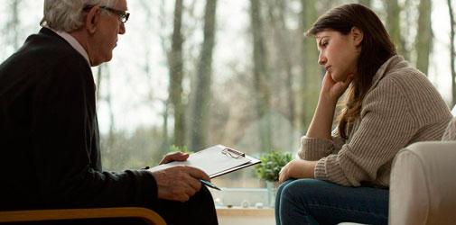 Помощь психолога при алкоголизме - Алкоклиник