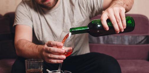 Алкогольная ломка - Алкоклиник