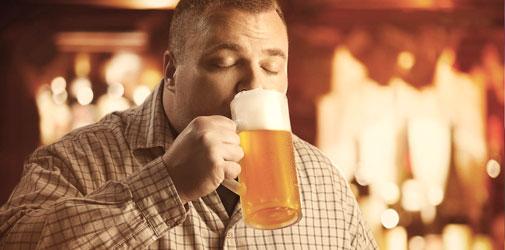 Стадии пивного алкоголизма - Алкоклиник