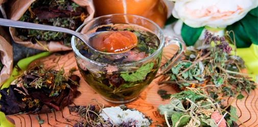 Травяной чай - Алкоклиник